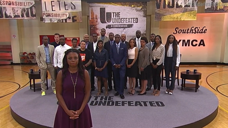 Reflection on ESPN's Undefeated conversation