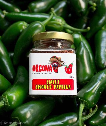 Sweet Smoked Paprika 60grm
