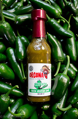 Hairy Cactus Green Jalapeno Sauce