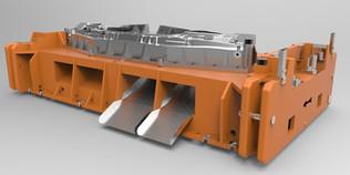 Door Aperture Press Tool
