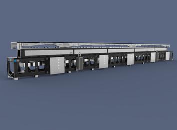 Spar CNC Fixture