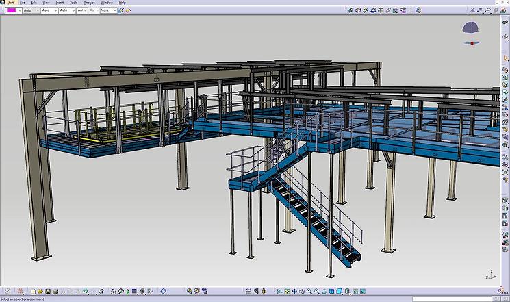 SteelWork Catia Design