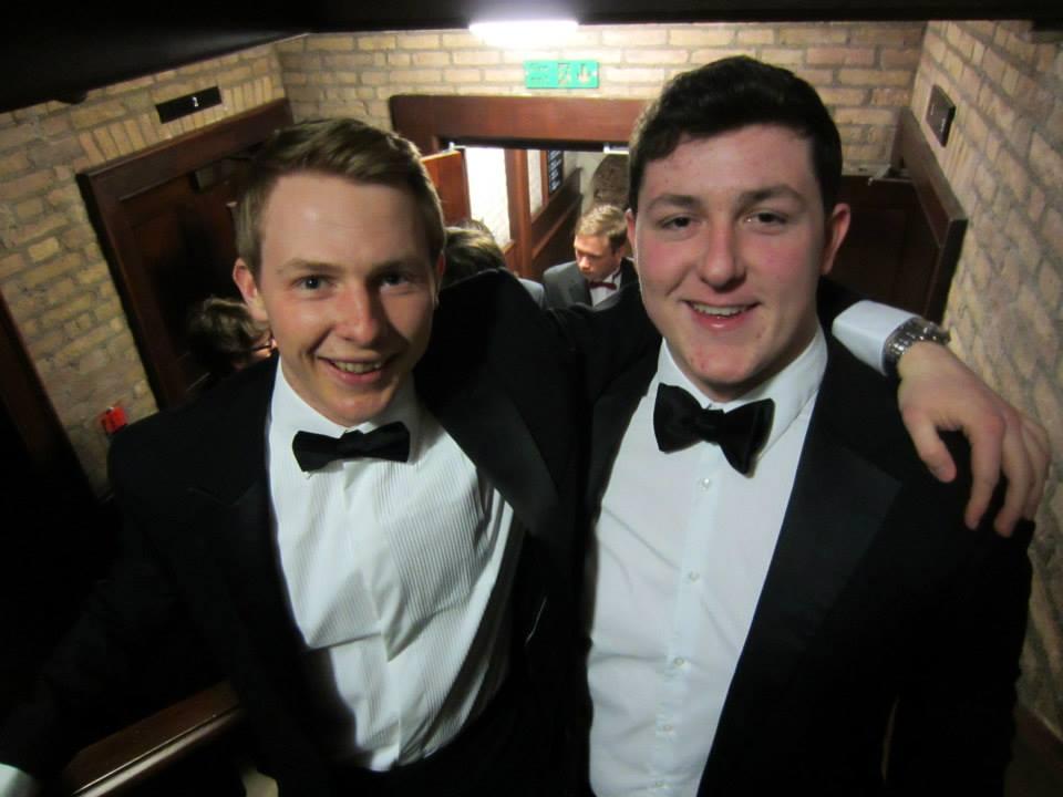 Richard & Jonny