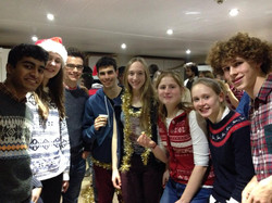 MedVet Soc Christmas Party!