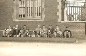 Jesus College MedSoc (1936-1939)