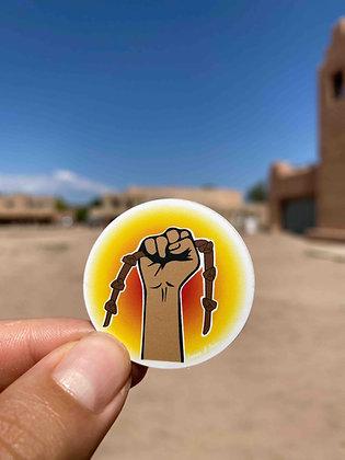 Pueblo Revolt Sticker