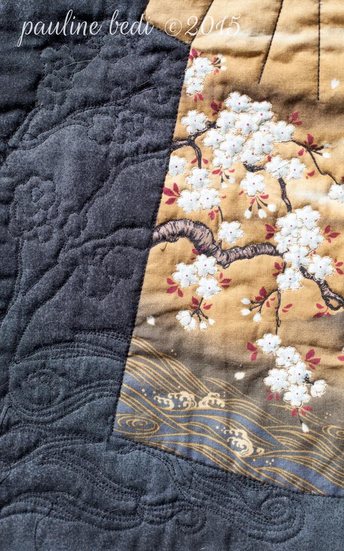 kimono detail