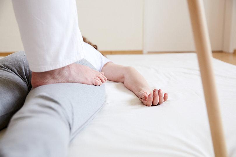 Shiatsu Massage Wien