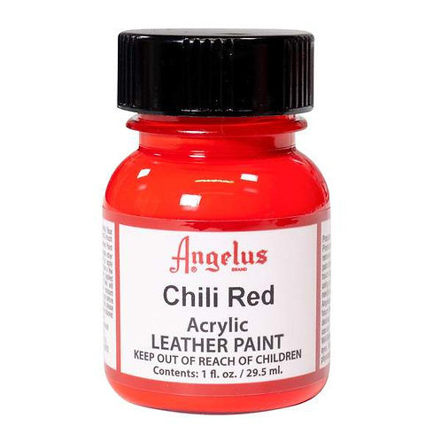 Angelus Chili Red Paint 29.5ml