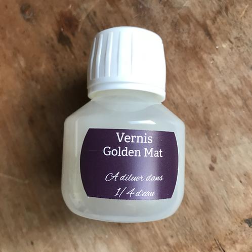 Vernis Polymer Mat Golden (reconditionné)