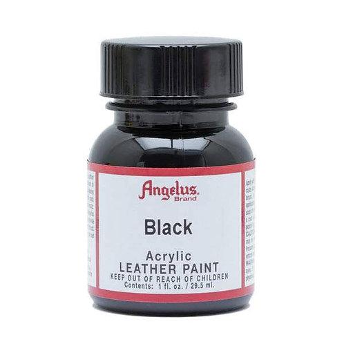 Angelus Black Paint 29.5ml