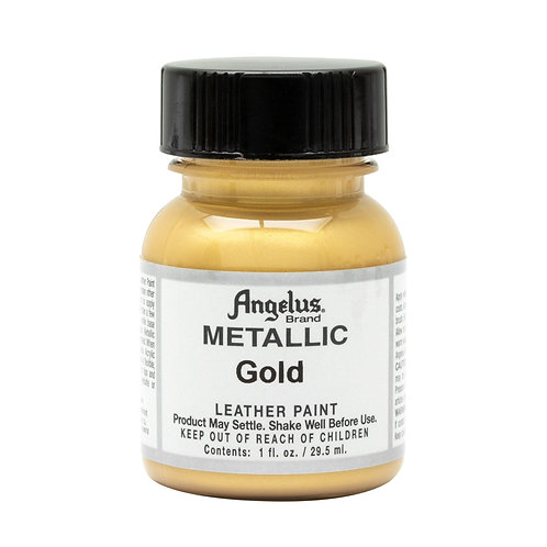 Angelus Metallic Gold Paint 29.5ml
