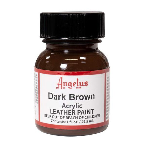 Angelus Dark Brown Paint 29.5ml
