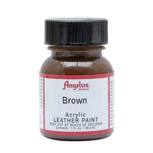 Angelus Brown Paint 29.5ml