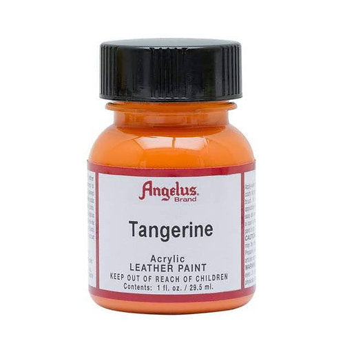 Angelus Tangerine Paint