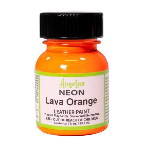 Angelus Néon Lava Orange29.5ml
