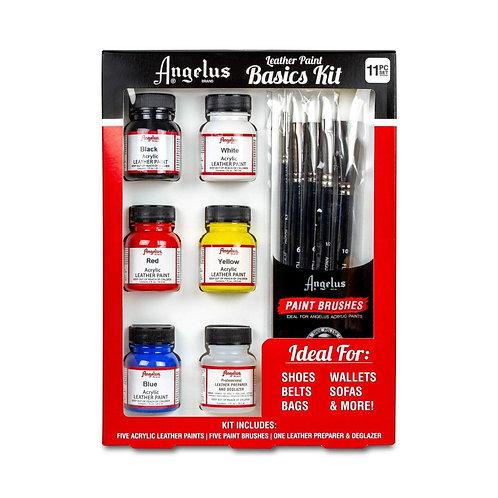 Angelus Basic Kit Leather Paint