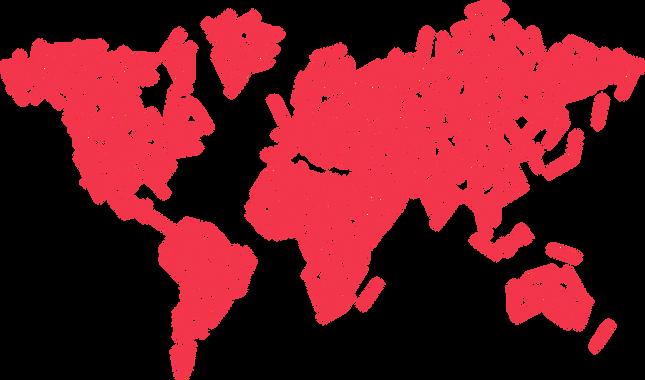 GTBVP World Map (Vector).png