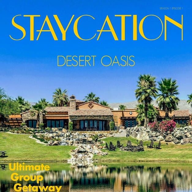 """FEATURED ON """"STAYCATION"""""""