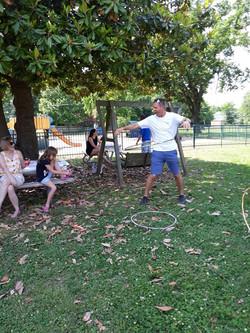church picnic 5