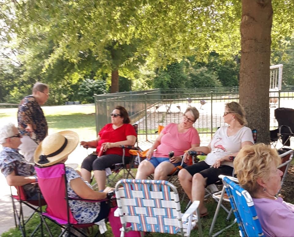 church picnic 2