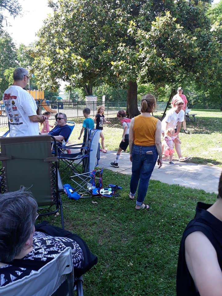church picnic 3
