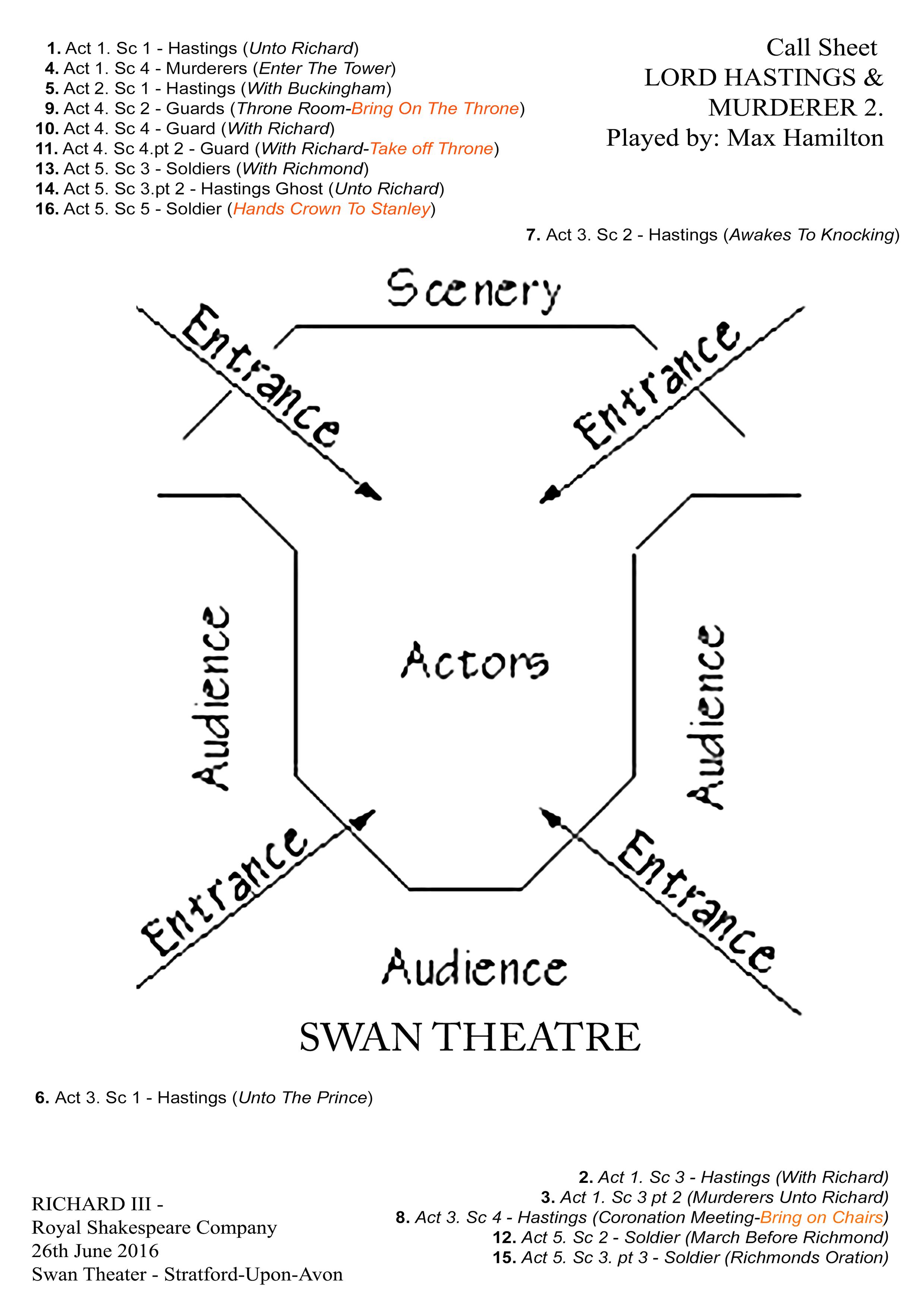 RSC Swan Stage