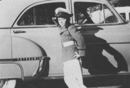 Chuck, age 8, Georgia Military Academy, College Park, GA, 1950