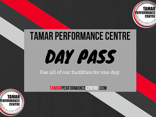 Day Pass (for one person)