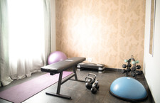 Fitness Room conversion