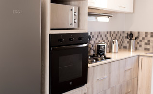 Fully Equiped Kitchen Unit