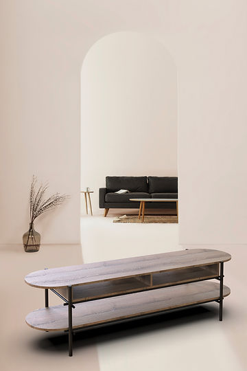 Afrienza Products.43 - Julia TV Cabinet.