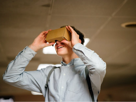 Is Virtual reality the new edge your Marketing Strategy needs?