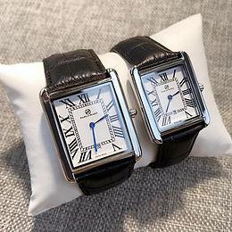 100% Leather Watch Fashion Quartz Lady Wristwatch