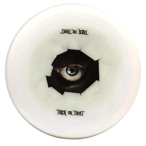 """Trick or Treat"" Dynamic Discs Lucid Judge"