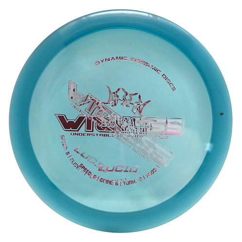 Dynamic Discs Lucid Witness - Misprint
