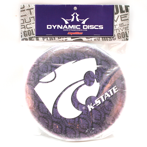Dynamic Discs Powercat Kansas State Suspect