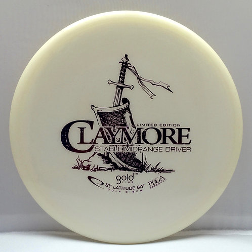 Latitude 64 Gold Claymore - Limited Edition