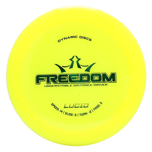 Dynamic Discs Lucid Freedom