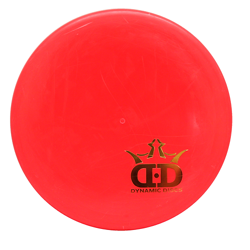Dynamic Discs Classic Judge Double D's