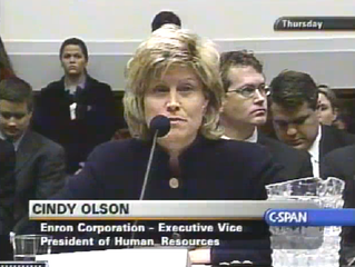 Testifying before the US House of Representatives in February 2002