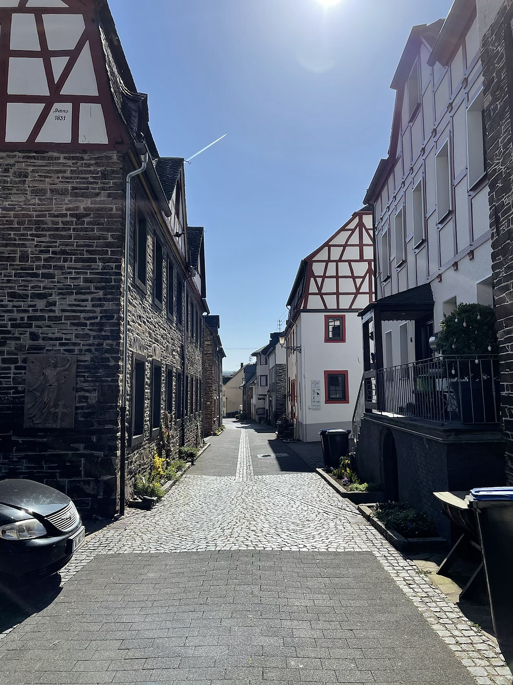 Bremm in the Moselle valley, Cochem-Zell