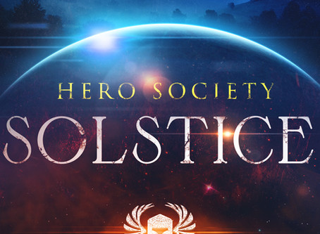 Solstice (A Free Short Story) is here!