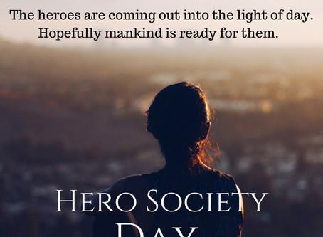 Day (Hero Society #2) News!