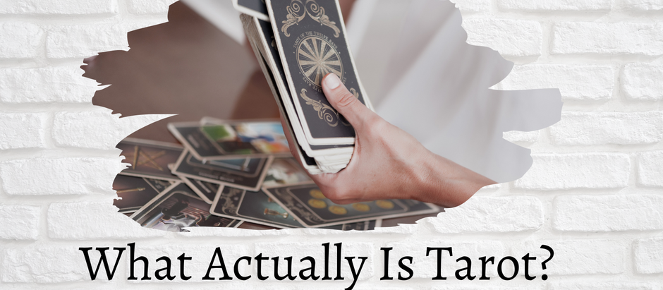What Actually Is Tarot?