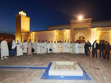 La Grande Mosquée Mohammed VI accueille les Imams venus du Maroc