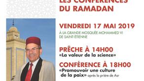 Les Conférences du Ramadan 2019