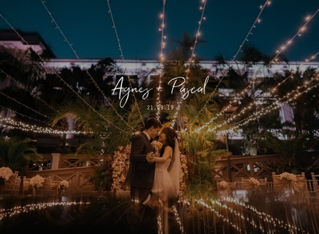 Agnes + Pascal | Hotel Fort Canning | Wedding Day Photography