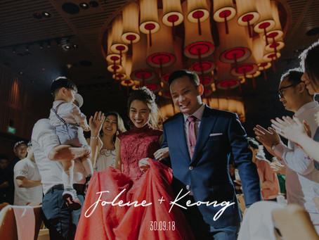 Jolene + Keong | Ramada Hotel Zhongshan Park | Wedding Day