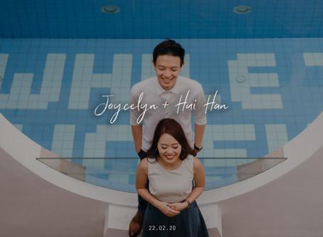 Joycelyn + Hui Han | The Great Madras | Prewedding Photography